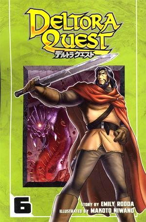 Deltora Quest Vol 6 GN