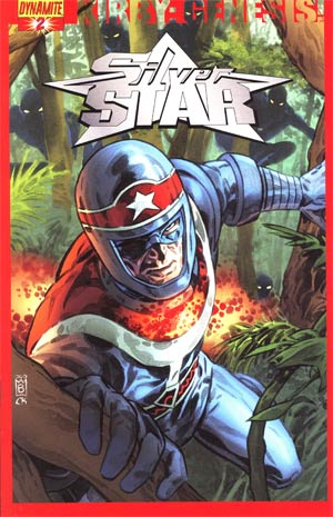 Kirby Genesis Silver Star #2 Cover C Regular Mark Buckingham Cover