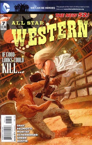 All Star Western Vol 3 #7