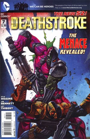Deathstroke Vol 2 #7