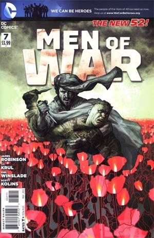 Men Of War Vol 2 #7