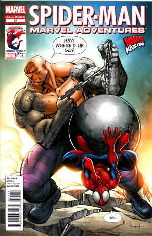 Marvel Adventures Spider-Man Vol 2 #24