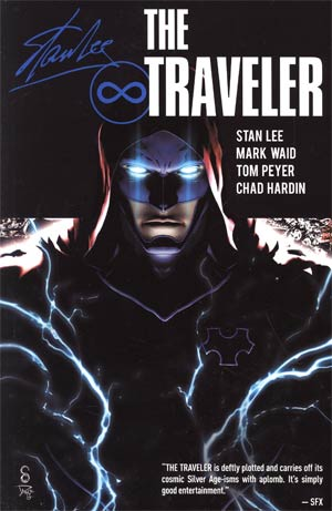 Stan Lees The Traveler Vol 3 Atemporal TP
