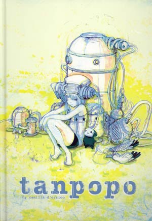 Tanpopo Collection Vol 1 HC