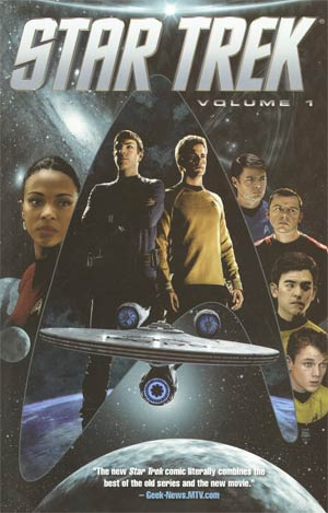 Star Trek Ongoing Vol 1 TP