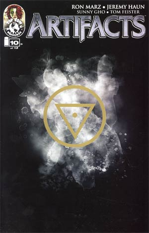 Artifacts #10 Incentive Foil Symbol Variant Cover