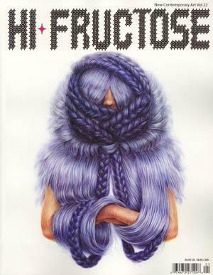 Hi-Fructose Magazine Quarterly Vol 22 2012