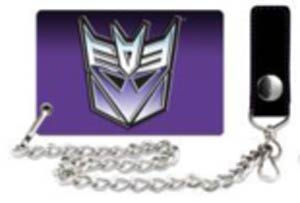 Transformers 4x3-Inch Chain Wallet