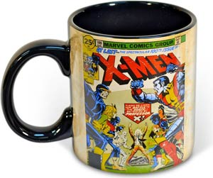 X-Men Comic Book Cover 20-Ounce Jumbo Ceramic Mug