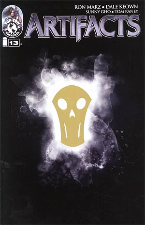 Artifacts #13 Incentive Foil Symbol Variant Cover