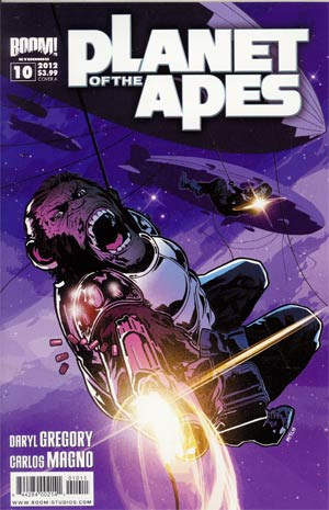 Planet Of The Apes Vol 3 #10 Regular Cover A