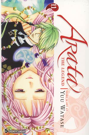 Arata The Legend Vol 11 TP