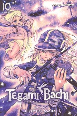 Tegami Bachi Letter Bee Vol 10 TP