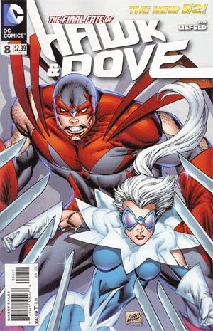 Hawk And Dove Vol 5 #8