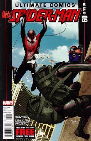 Ultimate Comics Spider-Man Vol 2 #9