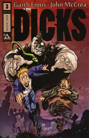 Dicks Color Edition #3 Cover A Regular Cover