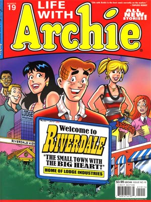 Life With Archie Vol 2 #19