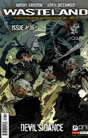 Wasteland (Oni Press) #36