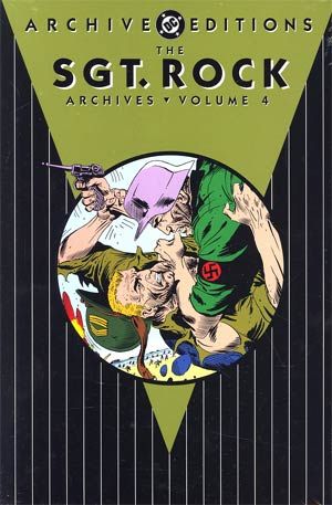 Sgt Rock Archives Vol 4 HC
