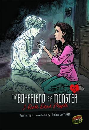 My Boyfriend Is A Monster Vol 5 I Date Dead People GN