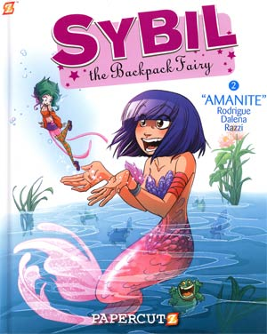Sybil The Backpack Fairy Vol 2 Amanite HC