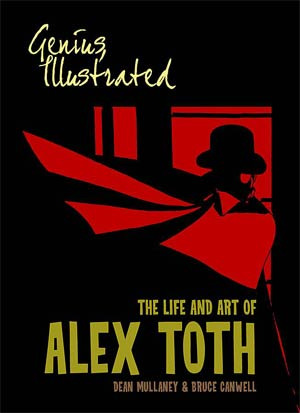 Genius Illustrated The Life And Art Of Alex Toth Vol 2 HC