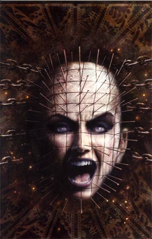 Clive Barkers Hellraiser Vol 2 #10 Incentive Nick Percival Virgin Cover