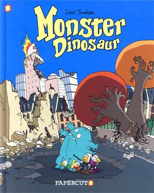 Monster Vol 3 Monster Dinosaur HC