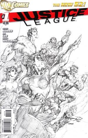 Justice League Vol 2 #1 6th Ptg