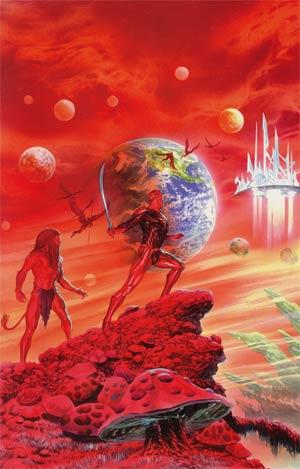 Flash Gordon Zeitgeist #3 Incentive Alex Ross Virgin Cover
