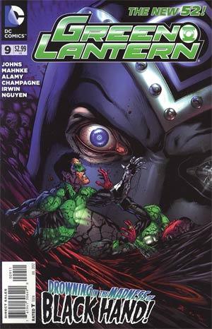 Green Lantern Vol 5 #9 Cover A Regular Doug Mahnke Cover