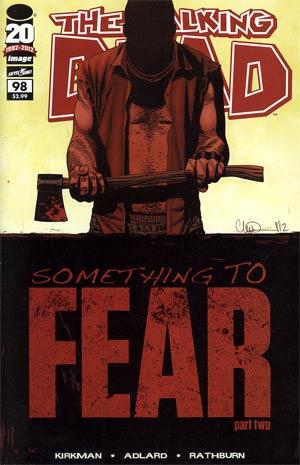 Walking Dead #98 1st Ptg