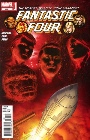 Fantastic Four Vol 3 #605.1