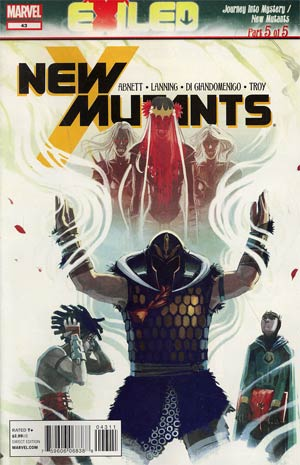 New Mutants Vol 3 #43 (Exiled Part 5)