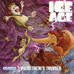 Ice Age Continental Drift One Shot