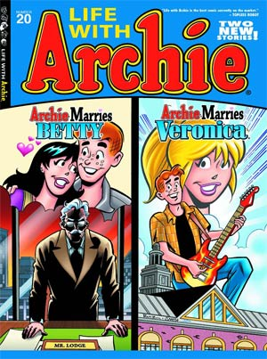 Life With Archie Vol 2 #20