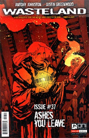 Wasteland (Oni Press) #37