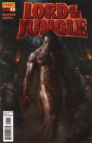Lord Of The Jungle Annual #1