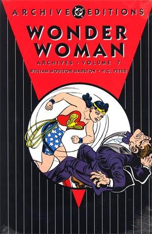 Wonder Woman Archives Vol 7 HC
