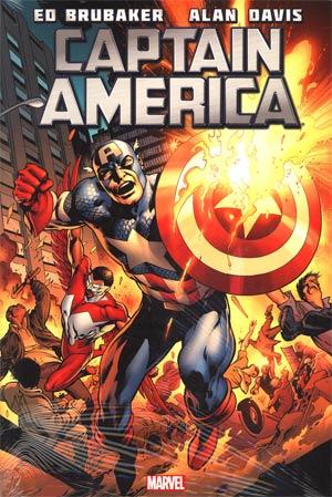 Captain America By Ed Brubaker Vol 2 HC