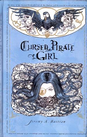 Cursed Pirate Girl HC