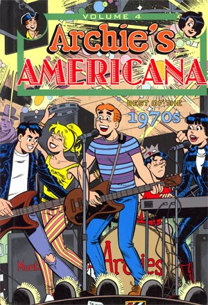 Archies Americana Vol 4 Best Of The 1970s HC
