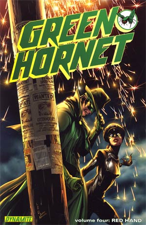 Kevin Smiths Green Hornet Vol 4 Red Hand TP
