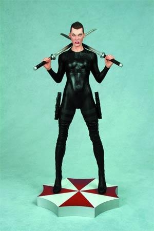 Resident Evil Ninja Alice 1/6 Scale Statue