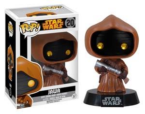 POP Star Wars 20 Jawa Vinyl Bobble Head
