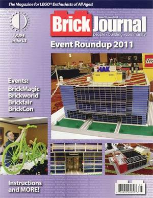Brickjournal #19