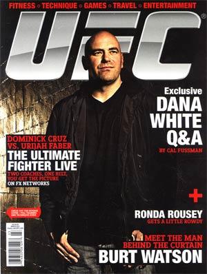 UFC Magazine #13 Mar 2012