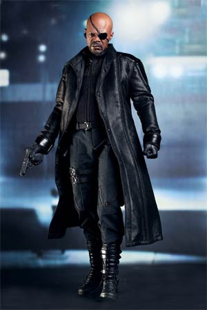Avengers Movie Nick Fury 12-Inch Action Figure