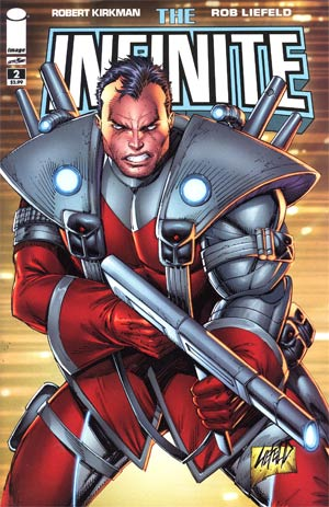 Infinite #2 Regular Cover B Rob Liefeld