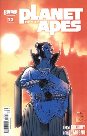 Planet Of The Apes Vol 3 #12 Regular Cover A